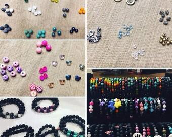 Handmade Chakra & Aroma Bracelets