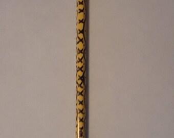 Fozzodle Decorated Pencils Dixon Ticonderoga