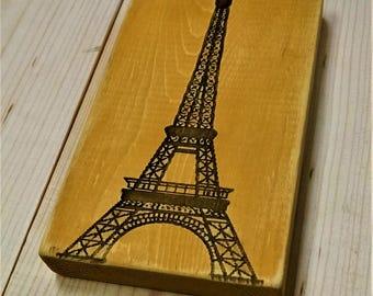Custom Designed Decorative Wood Blocks