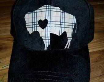 Buffalo C.C Basket Weave Cap