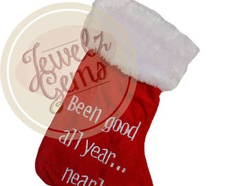 Funny Christmas Stocking Digital Overlay, Christmas Stocking PNG, Christmas Stocking Cutout, Christmas Stocking Stock, Christmas Composite