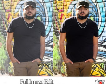 Full Photograph Edit || Photo Editing Services, Image Enhancement Services, Retouching Services, Object Removal, JPEG, Photoshop CC,