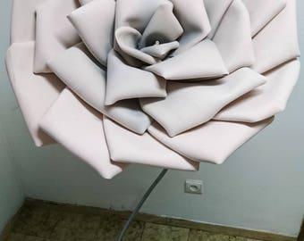 Giant Paper Flower-Stem Paper Flowers-Large paper Flowers-