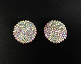 AB Crystal Burlesque Pasties