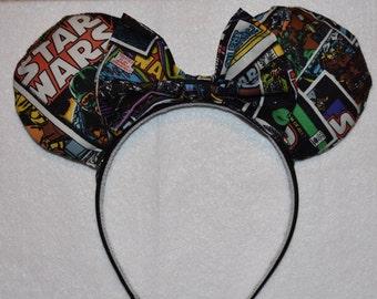 Star Wars Disney Ears