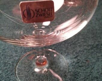 """Schott Zwiesel Glasses - 4.5"""" Sherbet Champagne"""