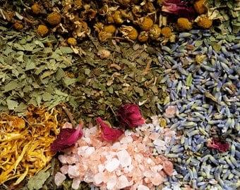 Medicinal Herbal Bath Blend