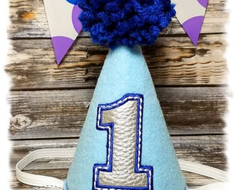 Dog Birthday Hat, Boy Dog Party Hat, Dogs First Birthday, Pet Party, Party Hat, Birthday Boy, Party Favors
