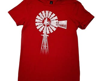 Red Old Cottonwood T-shirt