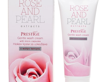 Gentle Rose Face Wash with Micro Capsules 100 ml 3.4 oz