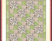 Downloadable Sew Quick 3 Yard Quilt Pattern