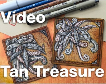 Tan Treasure VIDEO Lesson