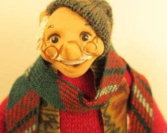 Art doll elf - Jim