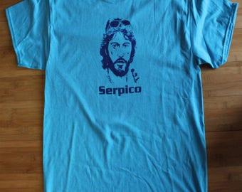 CLEARANCE Al Pacino Serpico T-Shirt Medium