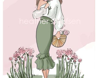 heather stillufsen greeting cards art and by
