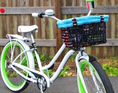 Bicycle Basket Liner Beach Bag