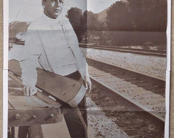 Frank Sinatra Insert Poster, Watertown