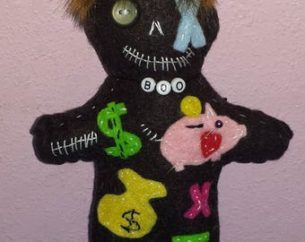 CPA Accountant Math whimsical Voodoo dolls Doo Dolls TM Specialty Handmade Designs