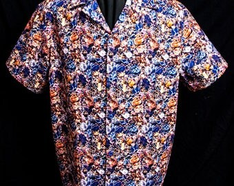 NEW! Stone Free limited-edition ultra-high quality men's shirt