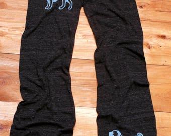 SALE Yoga Pants, Pug pants, S,L,XL