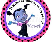 Vampirina Stickers