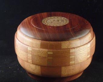 Mahogany Pet Urn # 1051-52