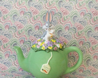 Bugs Bunny Teapot Warners Bros.