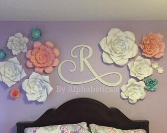 Nursery initials | Etsy