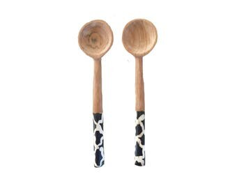 Wooden Spoons Set of 2