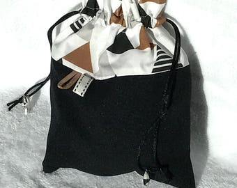 Bag, bag, dress handkerchief for cotton, arrangement