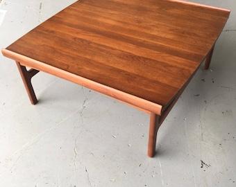Mid Century Teak Coffee Table Parker Style PICK UP SYDNEY