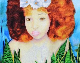 """Gemma"" • Fine Art Print"