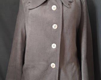gray jacket from Jack