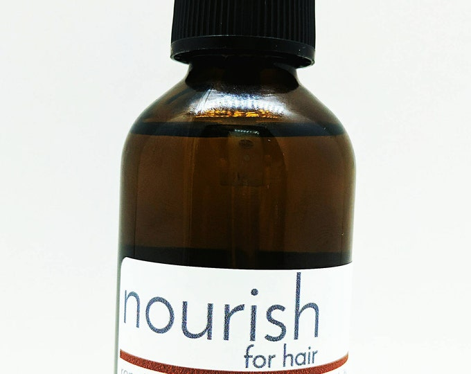 Nourish- premium nut oil for jair & skin