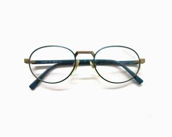 Vintage Silhouette  eyeglass frame | NOS 90s fashion