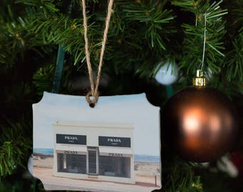 Canvas ornament  Etsy