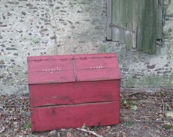 Trash Bin  / Recycle Bin / Laundry Bin / Log Bin