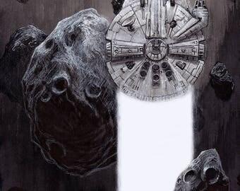 Ship - Star Wars - Millennium Falcon