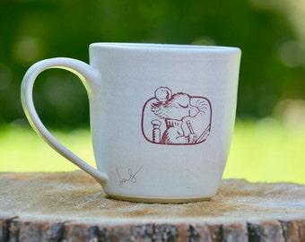 Illustrator Joe Sutphin Signature Series Mug