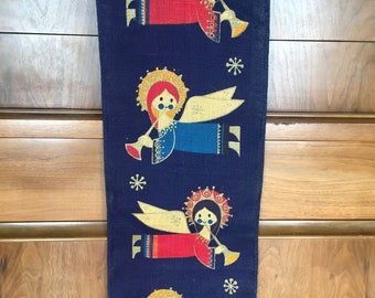 Vintage Christmas Angel Wall Hanging by Södahl Denmark