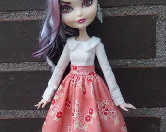 Dress for Ever After High dolls.