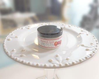 Macintosh Apple Organic Body Butter  - Organic Jojoba Oil, Coconut Milk, Shea Butter, and Macadamia Oil