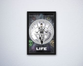 The Lantern Corps - Life (11x17)