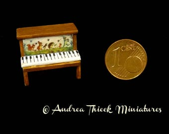 Miniature Toy Piano OOAK - choose one