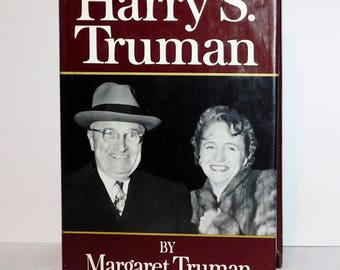 Harry S. Truman Hardcover – January 1, 1973 by Margaret Truman, Autobiography, 33rd President, Atomic Bomb