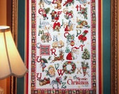Christmas Traditions By Leisure Arts Cross Stitch Christmas Pattern Book 2001