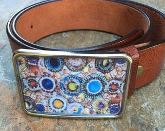 Retro belt buckle bohemian belt buckle hippie belt buckle gypsy mens  belt buckle women's belt buckle rectangle belt buckle
