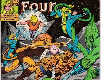 Fantastic Four #223 - Marvel Comics - October 1980 -Grade NM