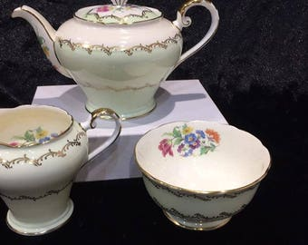 Aynsley vintage tea set