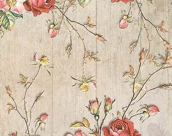 Rice Paper for Decoupage #R1182